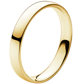 MAGIC ring - 18 kt. yellow gold