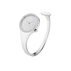 VIVIANNA - 27 mm, Quartz, pavé set diamond dial, diamond bezel