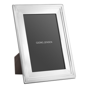 ART DECO silver frame, large
