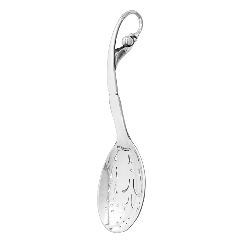 ORNAMENTAL NO. 21 Sugar spoon, perforated