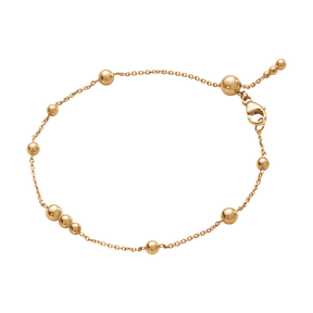 MOONLIGHT GRAPES armband – 18 karats roséguld