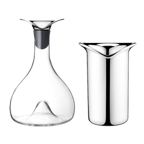 WINE & BAR set, wine carafe & cooler