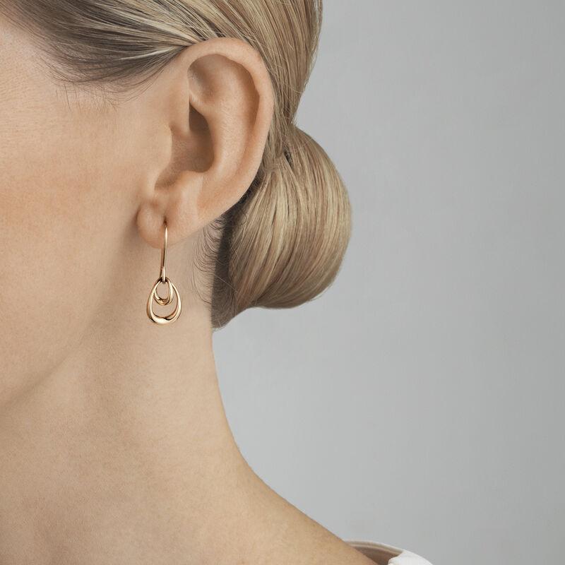 fbcbeee05 OFFSPRING earrings - 18 kt. rose gold I Georg Jensen
