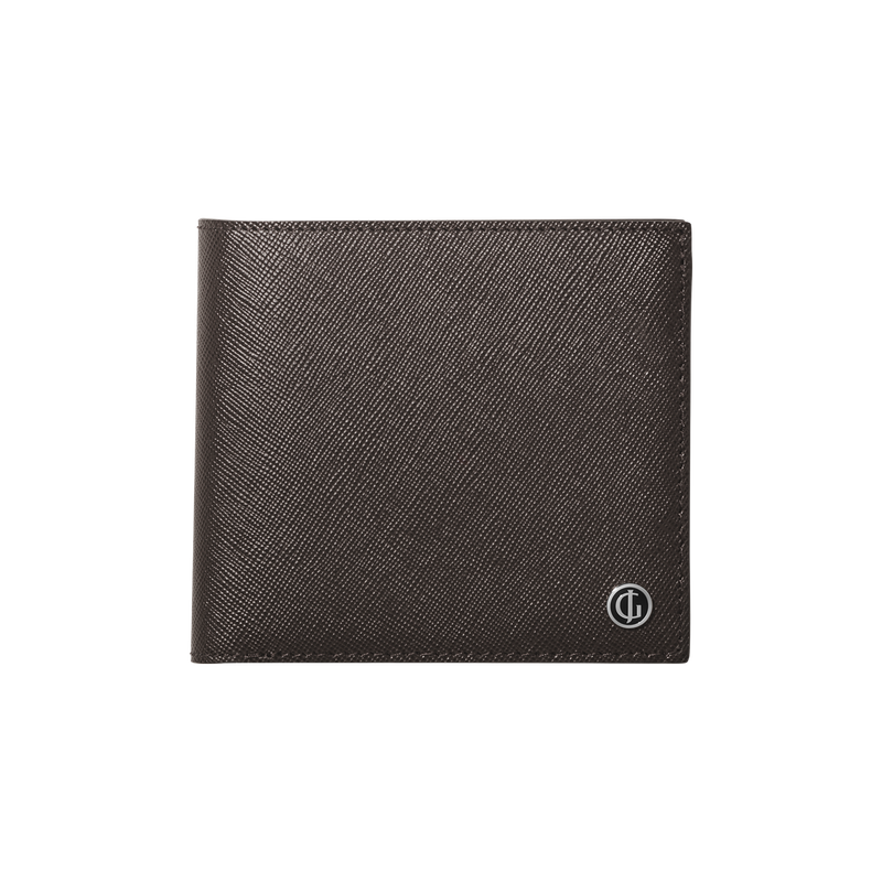 BUSINESS CLASSIC 4 card wallet with coin pocket