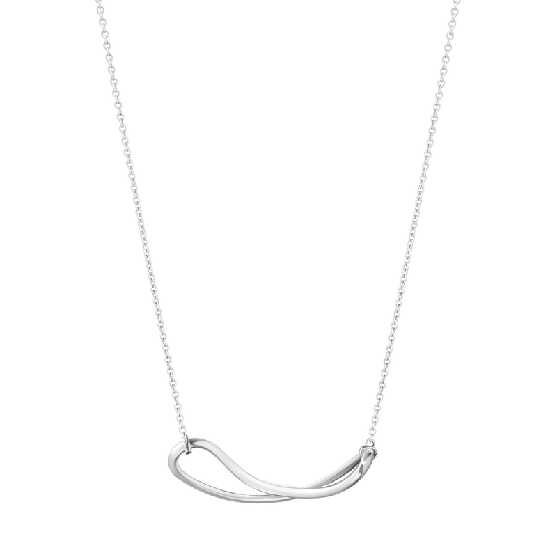 INFINITY necklace with pendant