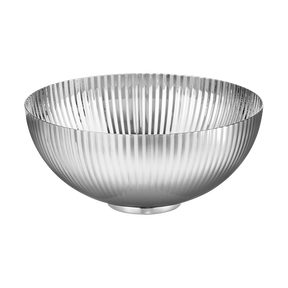 BERNADOTTE bowl, small - stainless steel
