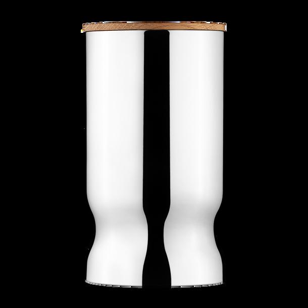 ALFREDO Behälter mit Holzdeckel