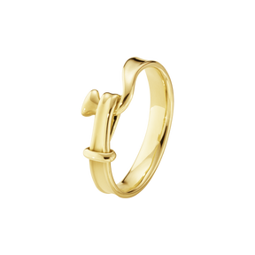 TORUN ring - 18 kt. yellow gold