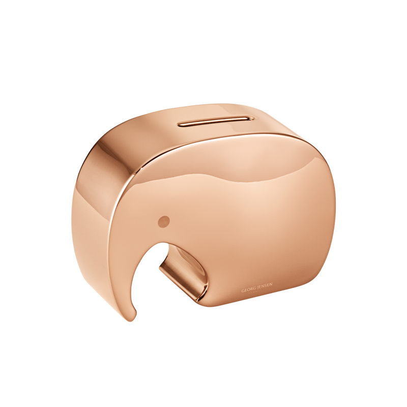 MINIPHANT, Rosegold plated Steel, mirror