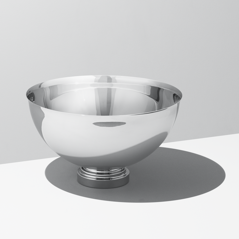 MANHATTAN champagne bowl - stainless steel