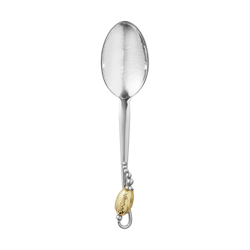 BLOSSOM GOLD dinner spoon, large