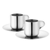 TEA WITH GEORG Espresso cup with saucer, 2 pcs.
