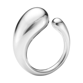 MERCY, ring i sterlingsilver, large