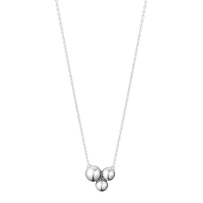 MOONLIGHT GRAPES HALSBAND – sterlingsilver