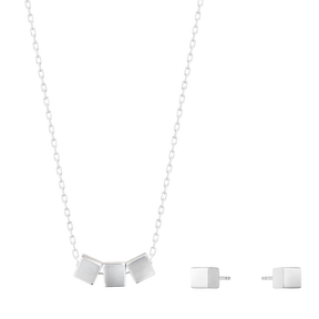 ARIA set - sterling silver