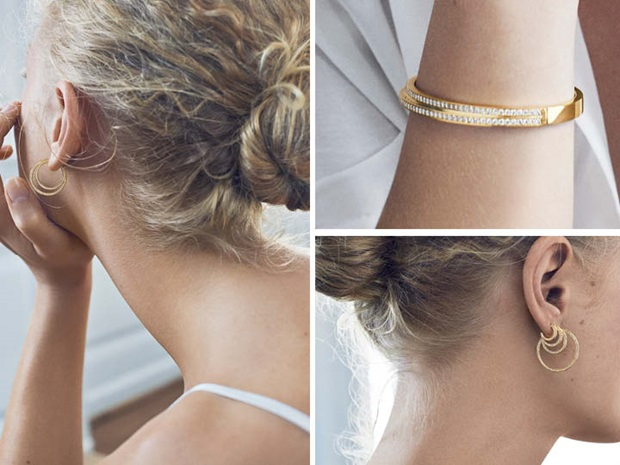 Georg Jensen S Halo Jewellery Transforms The Beauty Of Scandinavian Light Into Gold And Diamonds