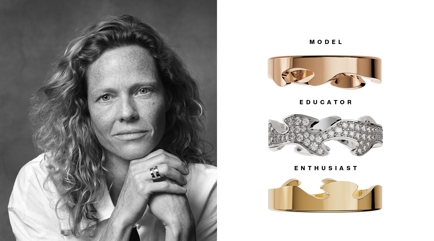 Georg Jensen Fusion the Edges That Shape You with Marianne Schrøder