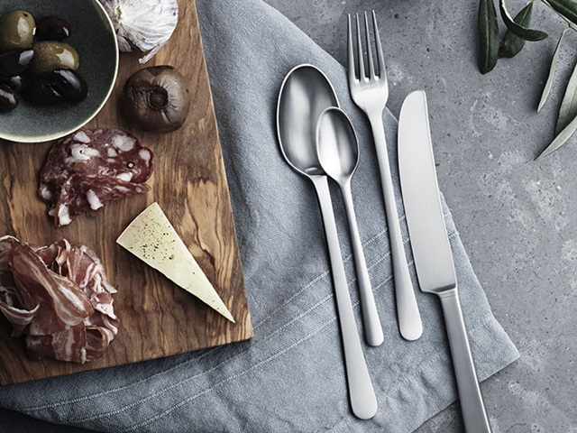 Copenhagen matte cutlery set