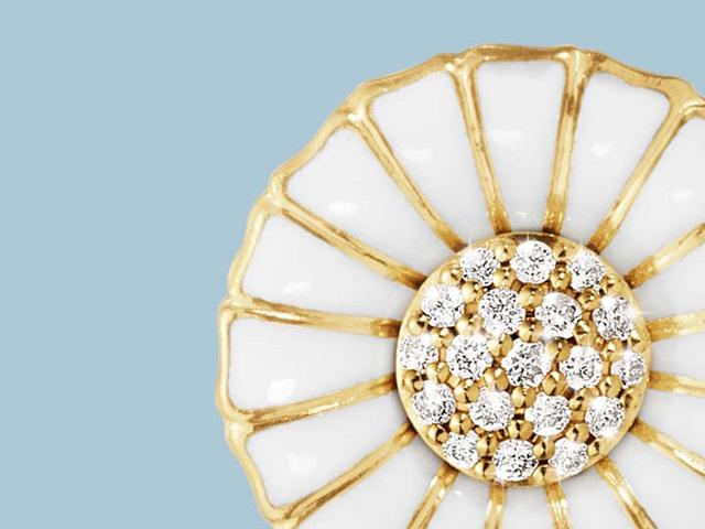 7c87c858bc9 Daisy - Marguerit smykker. Den ikoniske Marguerit kollektion fra Georg  Jensen ...