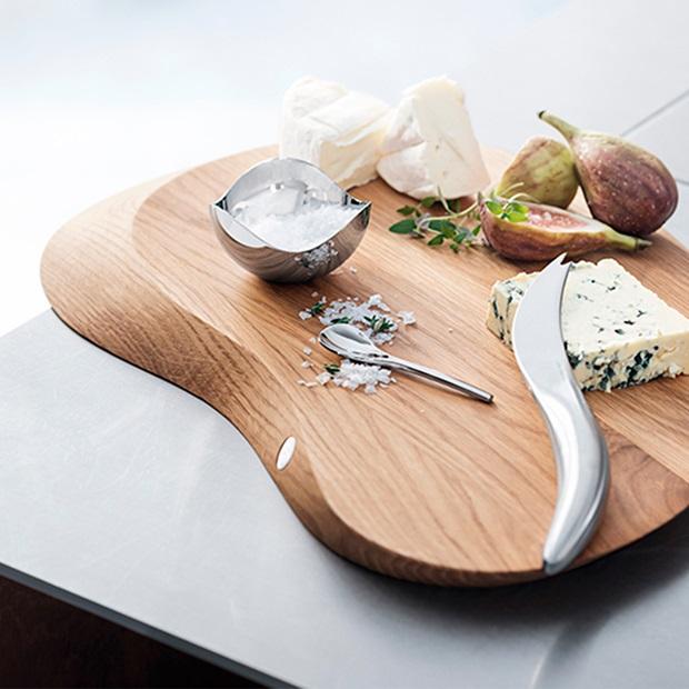 Georg Jensen Forma cheese set