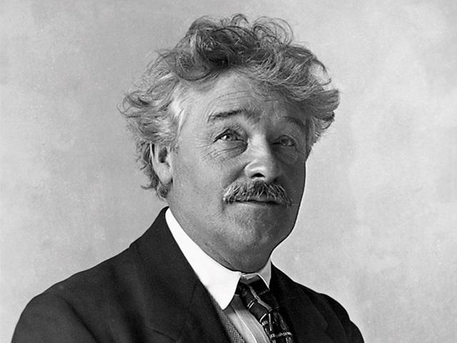 Georg Jensen Portrait