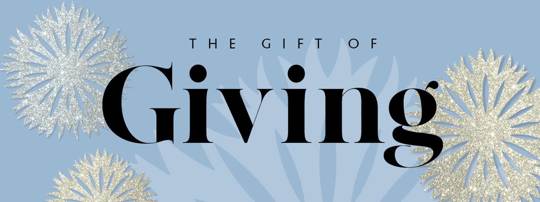 Christmas Campaign gift og giving