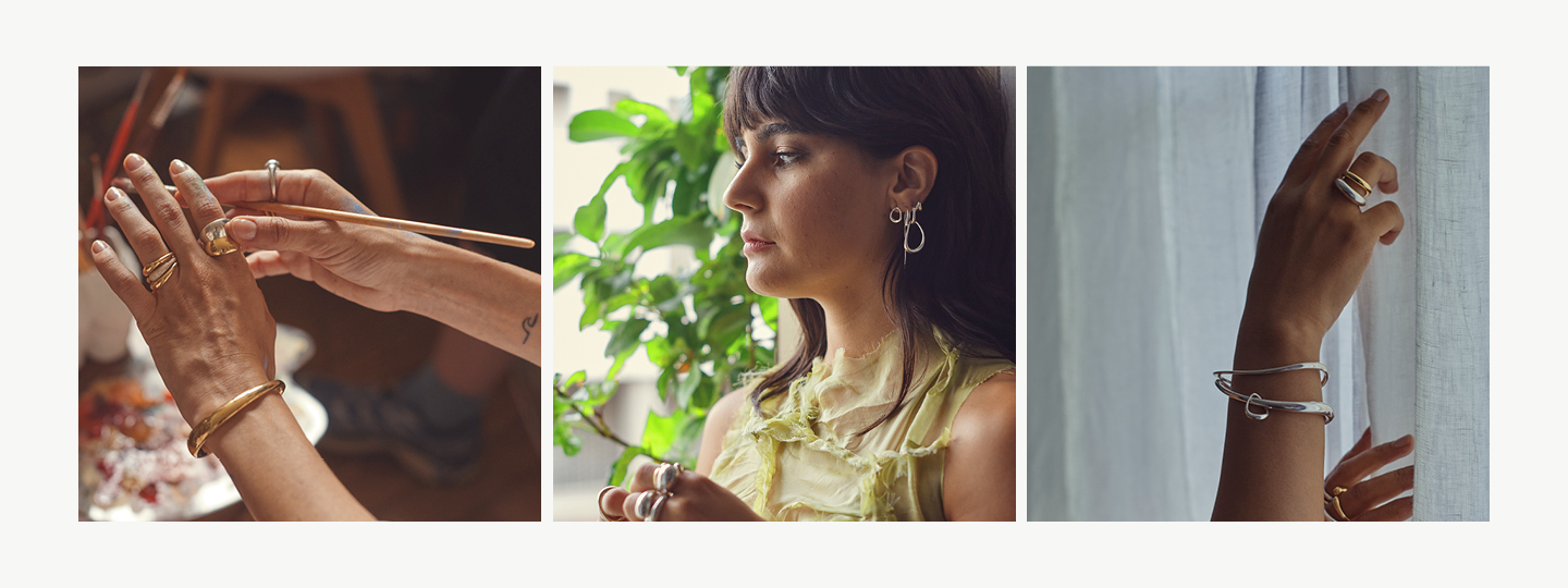 Explore the Art of Style with Georg Jensen jewellery