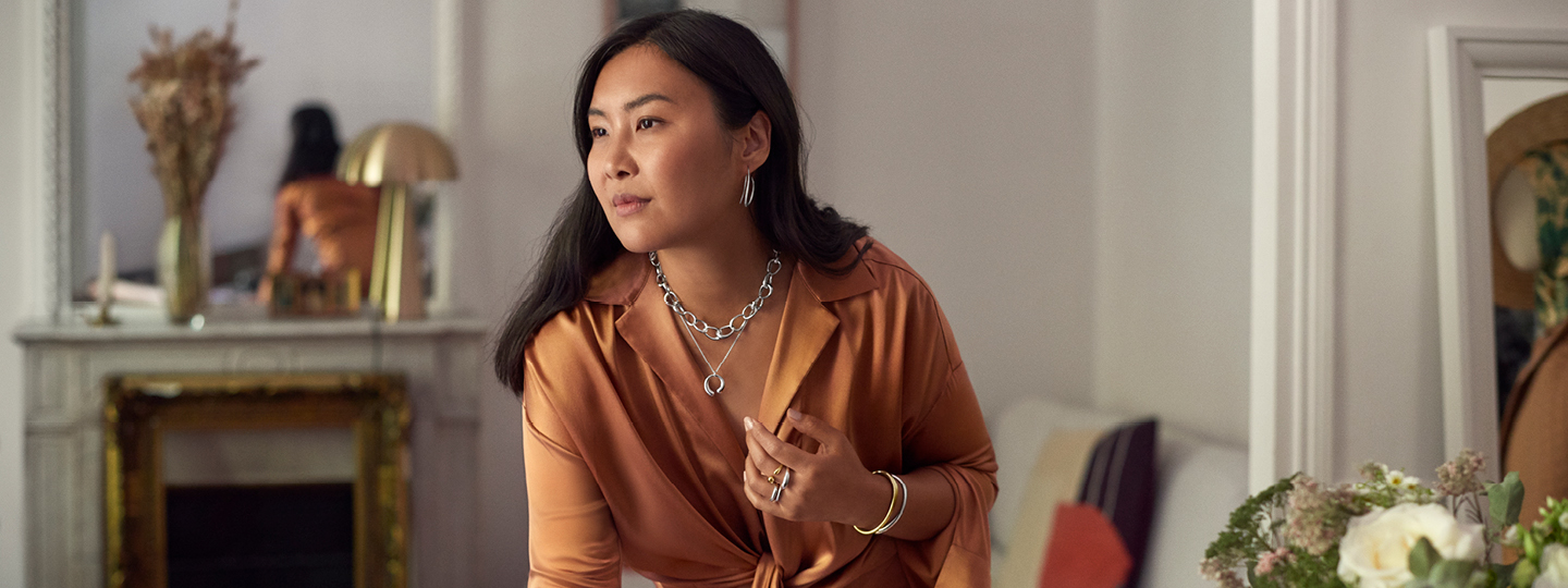 The Art of Style with photographer Jiawa Liu and Georg Jensen. Express yourself through jewellery.