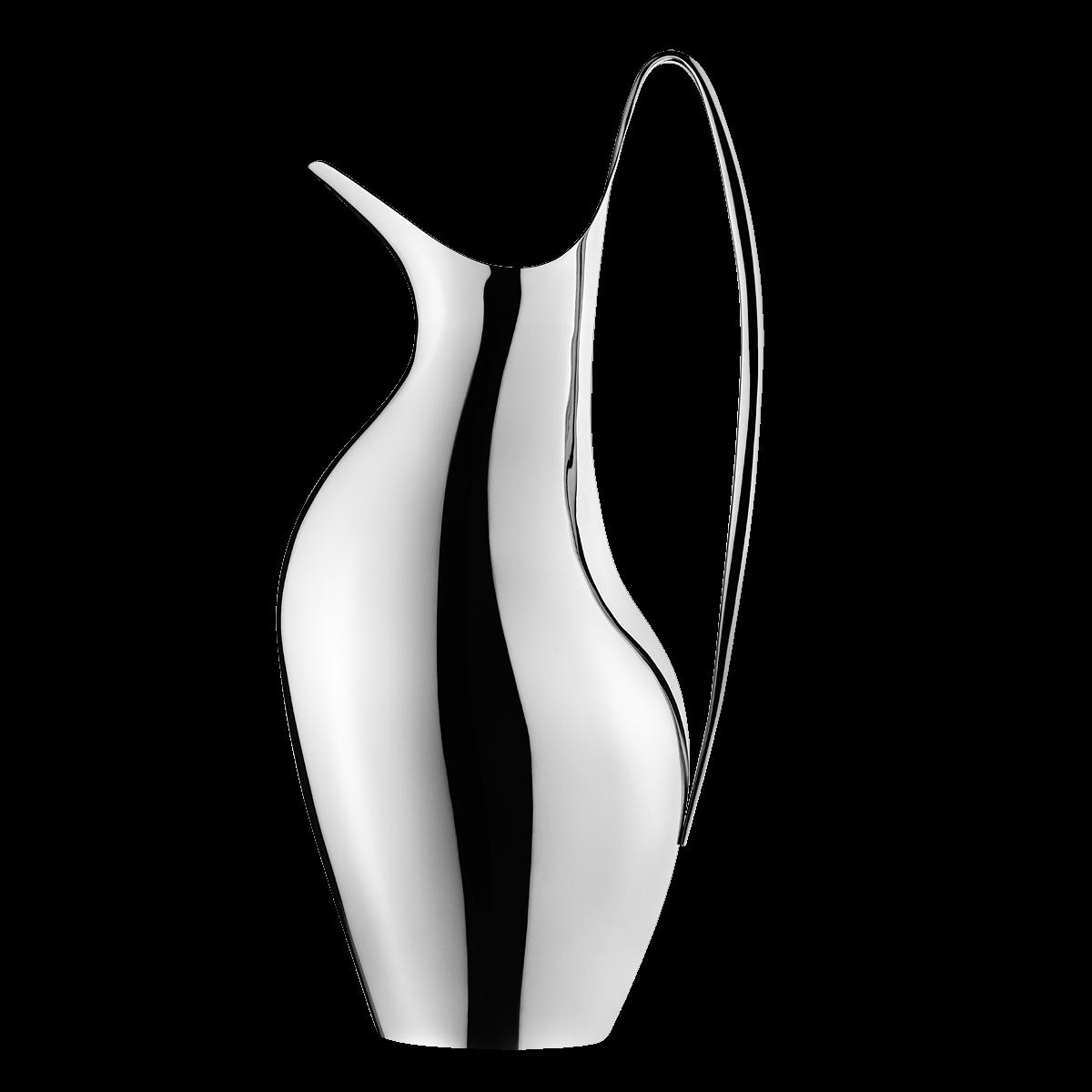 hk pitcher 1 9 l polished steel. Black Bedroom Furniture Sets. Home Design Ideas