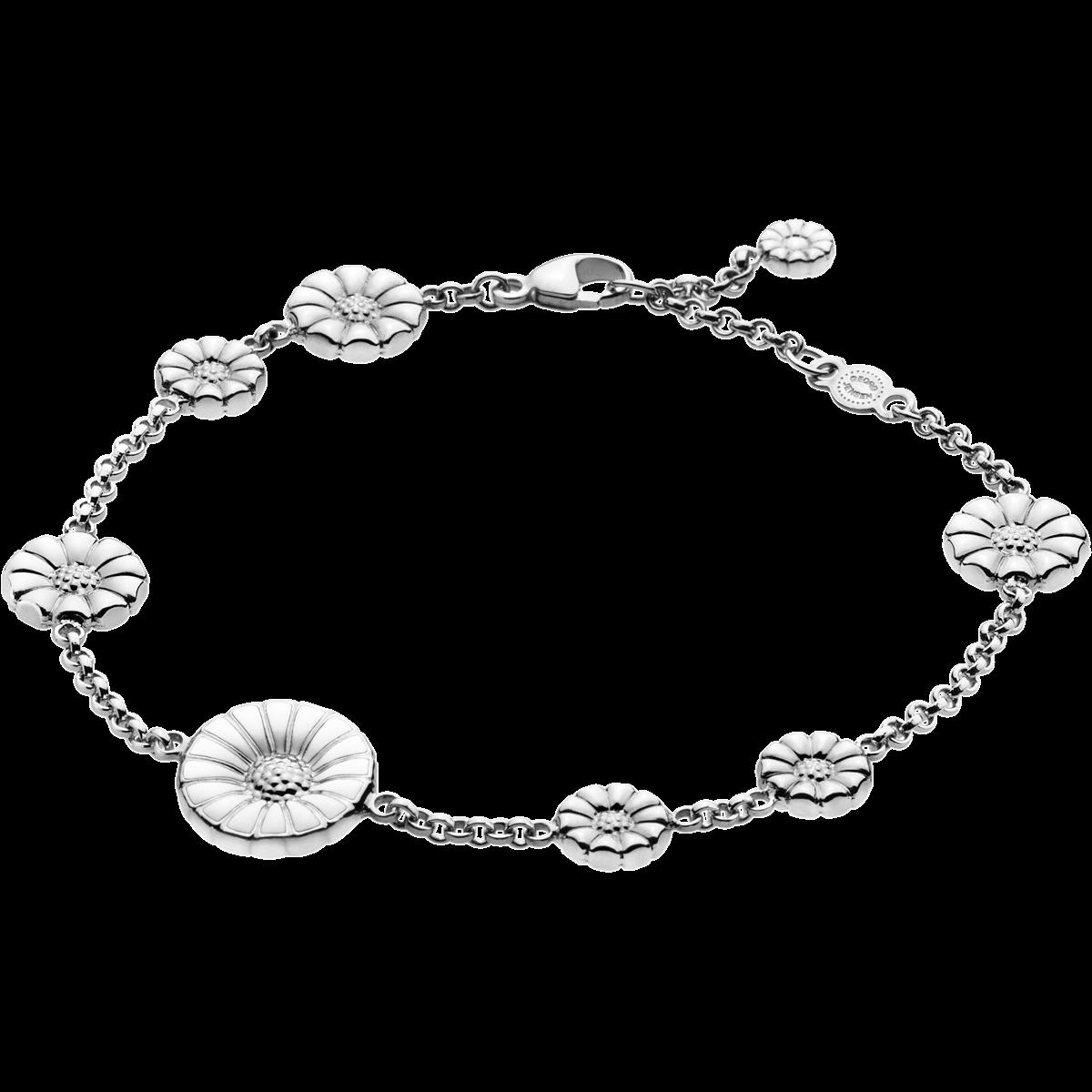 Gold Silver And Diamond Women S Bracelets Shop At Georg Jensen