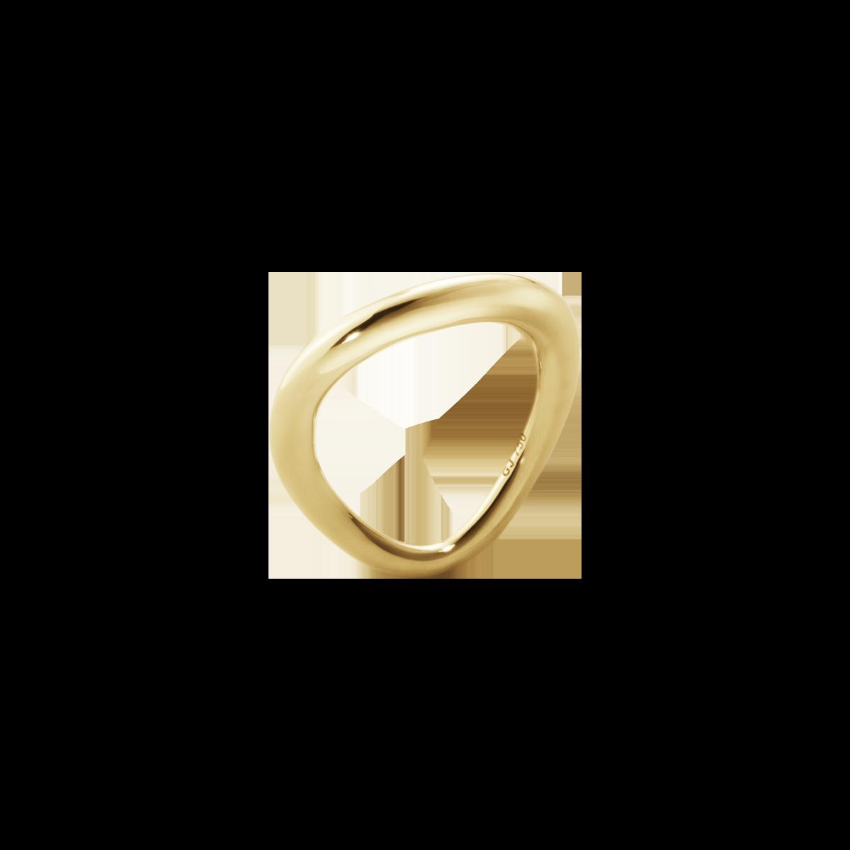 OFFSPRING ring, 18 karat yellow gold
