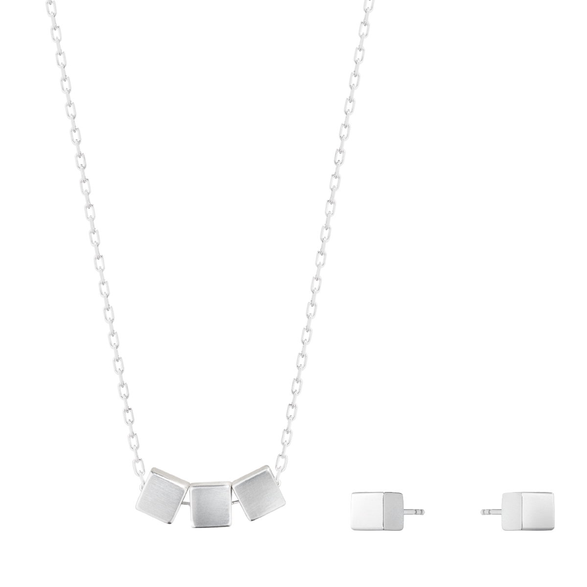 Aria Set Sterling Silver